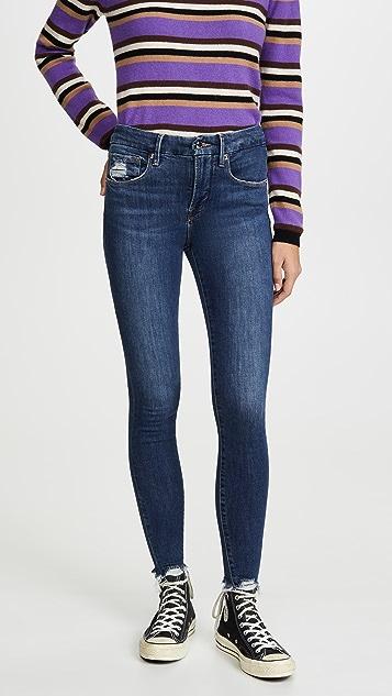 Good American Good Legs Extreme Stiletto Jeans