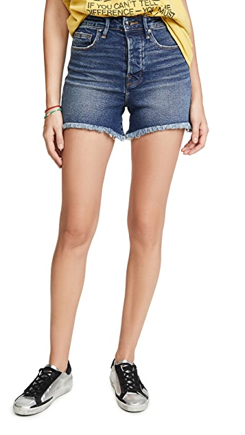 Good American Bombshell Shorts