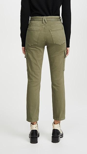 Good American Cargo Good Legs Pants