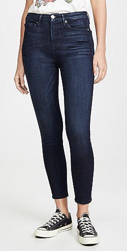 Good American - Good Waist Crop Skinny Jeans