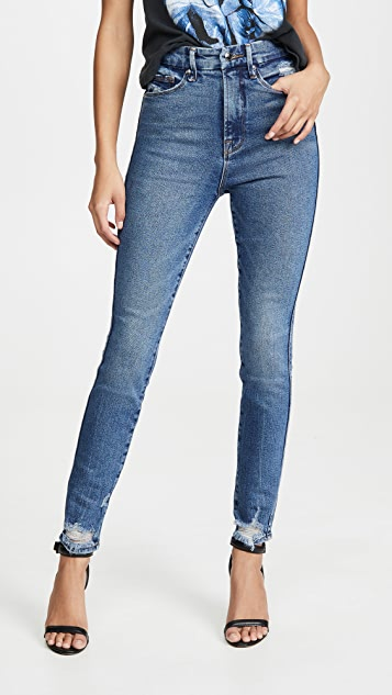 Good American Good Curve Skinny Jeans