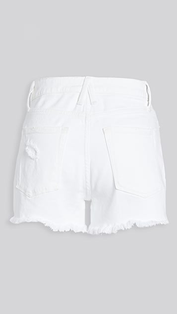 Good American Cut Off Shorts