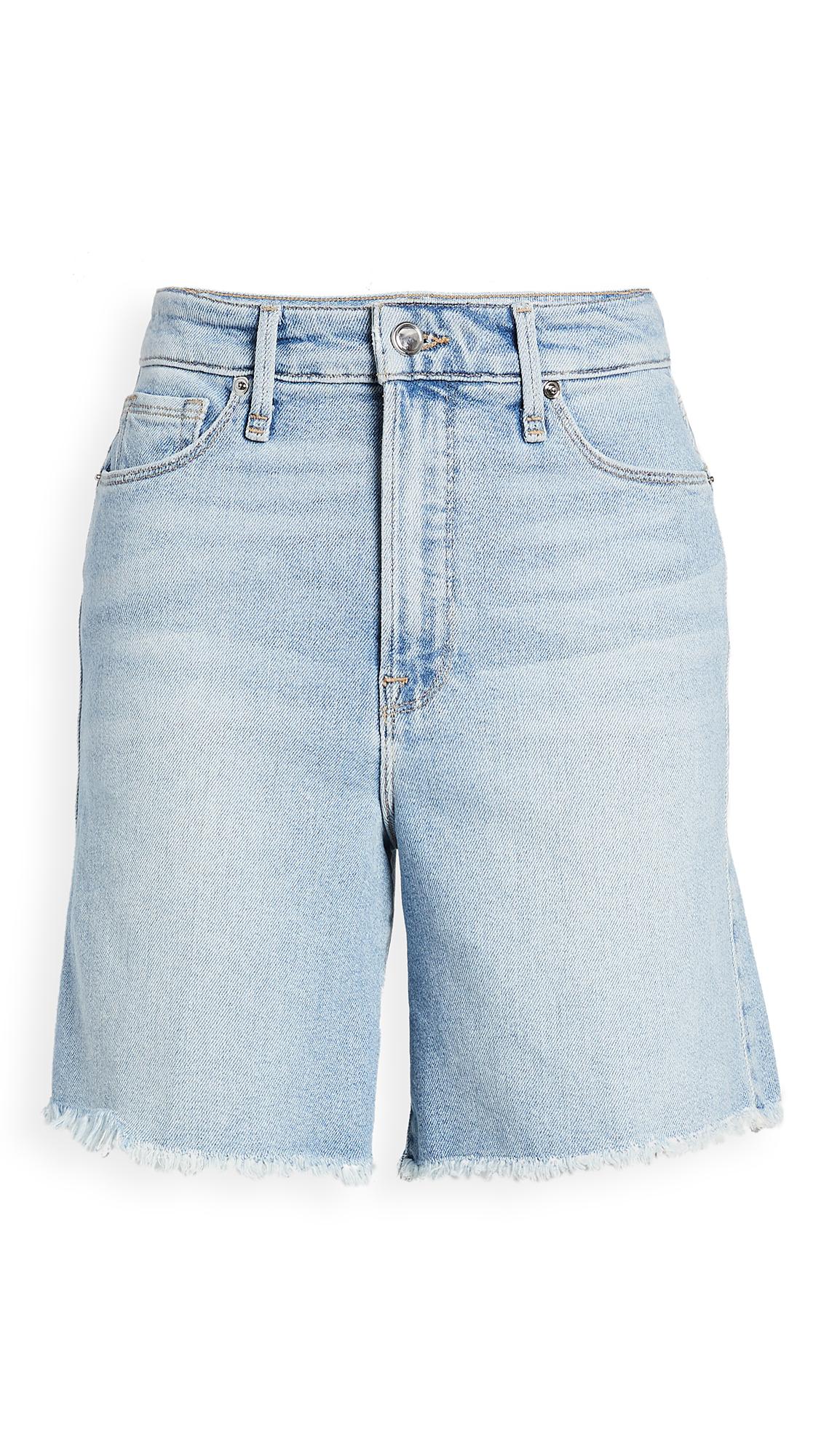 Good American A-Line Shorts