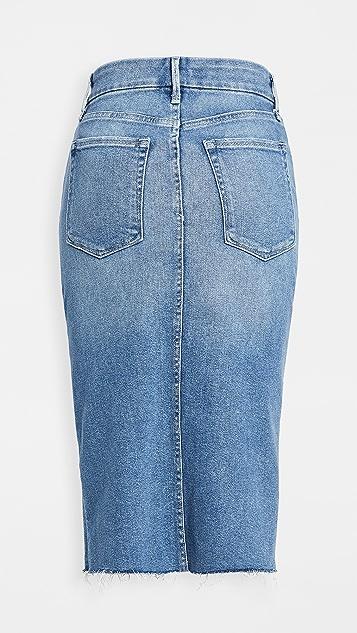 Good American Pencil Skirt