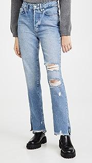Good American Good Boy Jeans