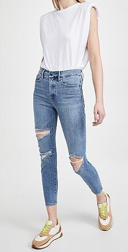 Good American - Good Legs Crop Jeans