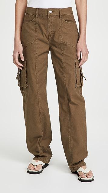 Good American Cargo Pants