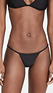Good American Adjustable Bikini Bottoms