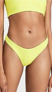 Good American Better Cheeky Bikini Bottoms