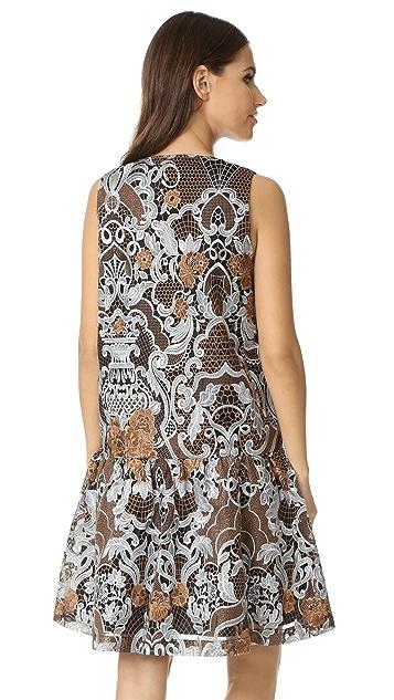 Ganni Hamilton Lace Dress