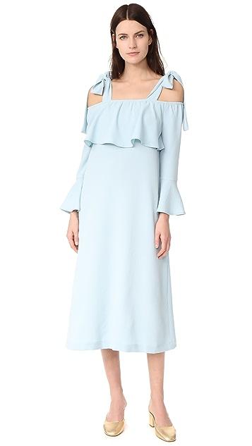 0e497b70 GANNI Clark Maxi Dress | SHOPBOP