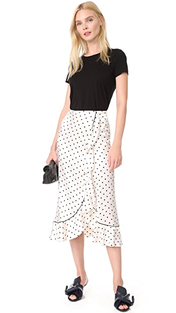 GANNI Leclair Skirt