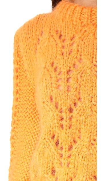 Ganni Faucher Sweater