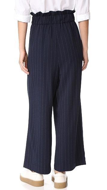 Ganni Clark Pants