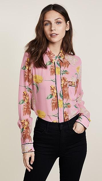 75e1a695 GANNI Marceau Shirt | SHOPBOP