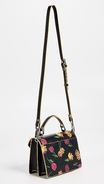 Ganni Top Handle Bag