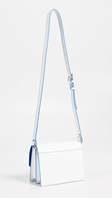Ganni Accordion Cross Body Bag