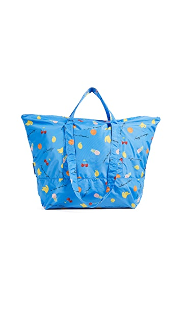 Ganni Beach Tote Bag