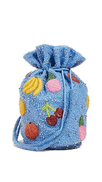 Ganni Edison Bucket Bag