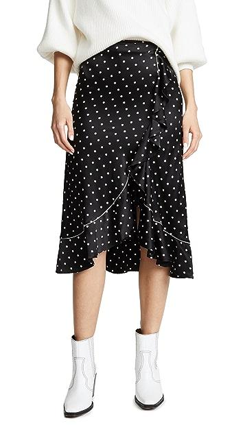 GANNI Dufort Skirt