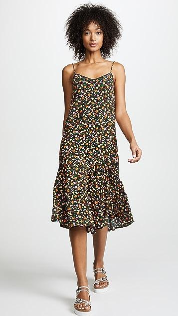GANNI Joycedale Slip Dress