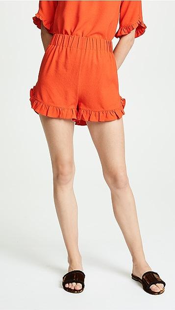 Clark Shorts by Ganni