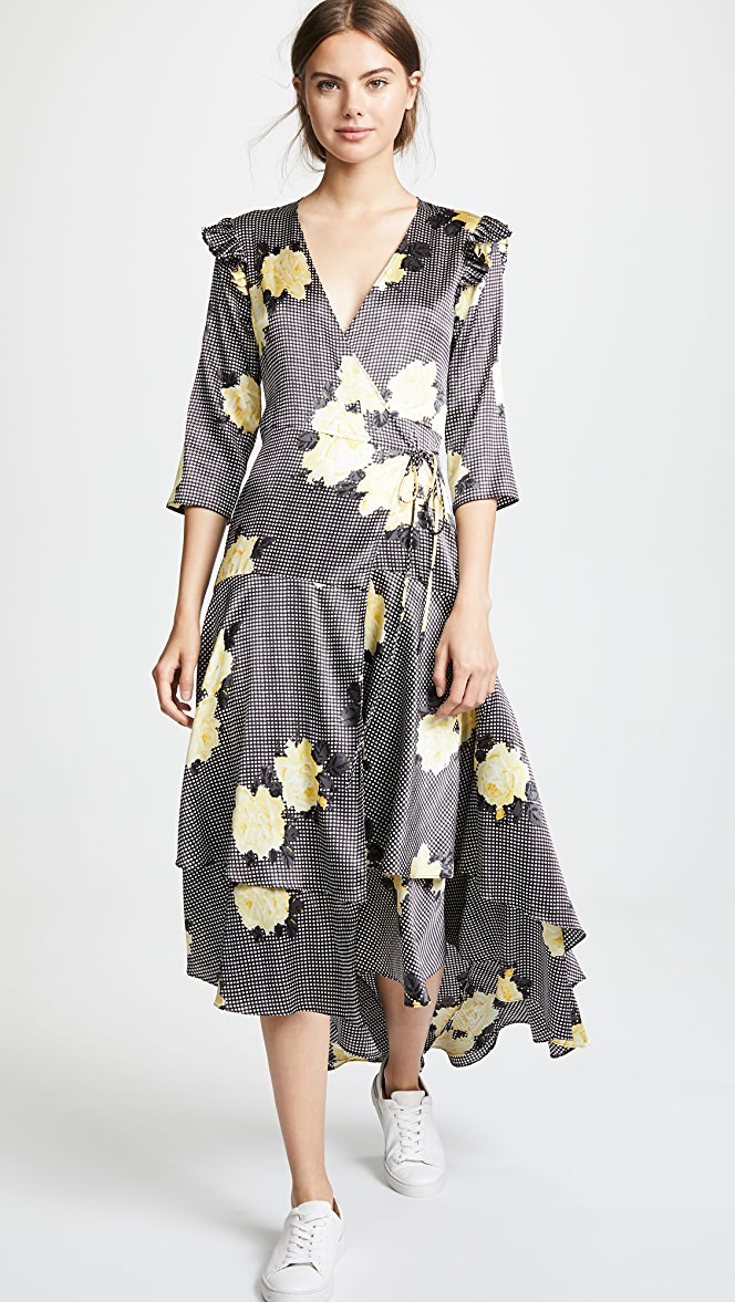 f3266b5c884f15 GANNI Calla Dress