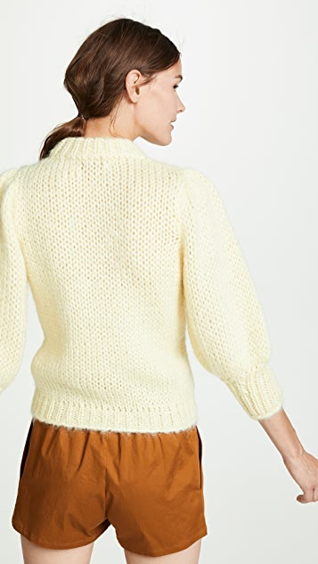 Ganni Julliard Sweater