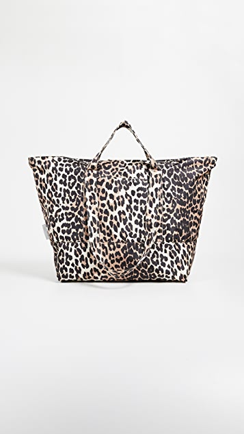 Ganni Fairmont Tote Bag