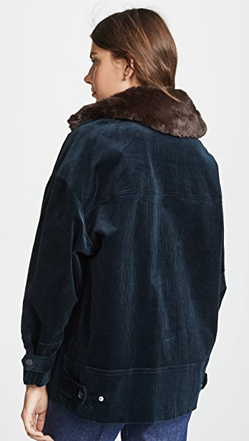 GANNI Ridgewood Jacket