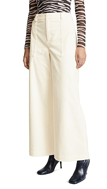 GANNI Ridgewood Pants