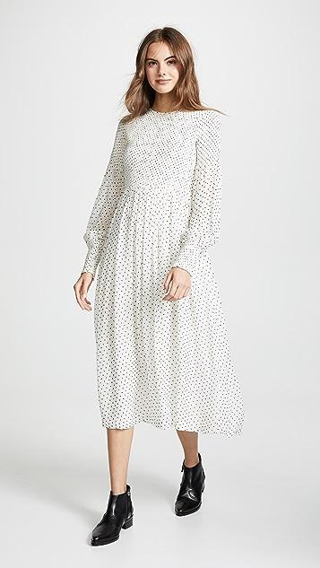 GANNI Rometty Dress