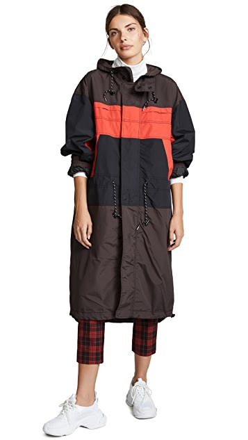Ganni Faust Anorak Jacket