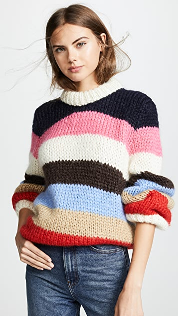 GANNI Julliard Sweater