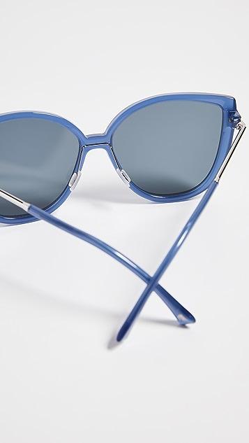 GANNI Gaia Sunglasses