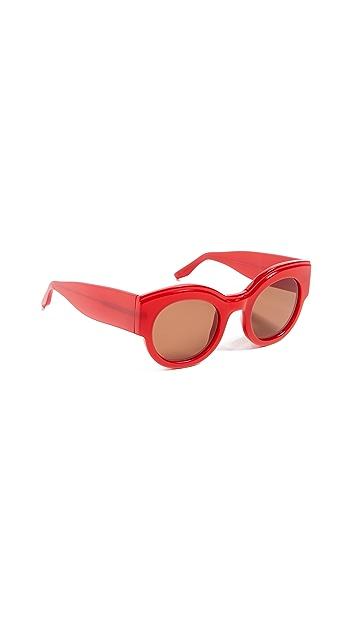 GANNI Солнцезащитные очки Billie