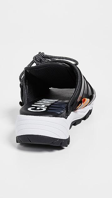 GANNI Sporty Slides