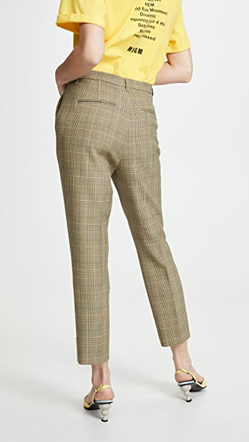 GANNI Костюмные брюки