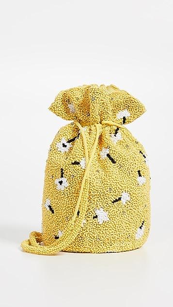 GANNI Siltstone Bag