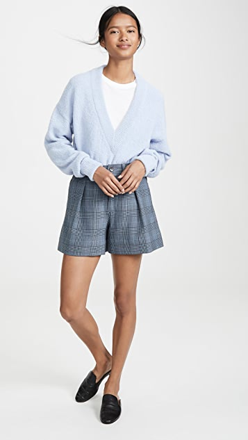 GANNI Suiting Shorts