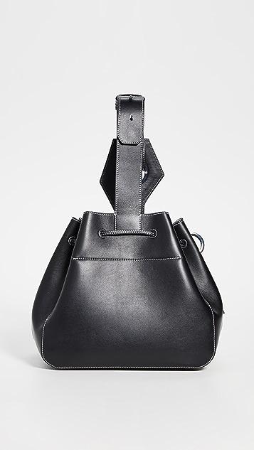 GANNI Wristlet Bag