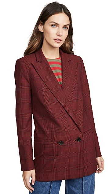 GANNI Suiting Blazer