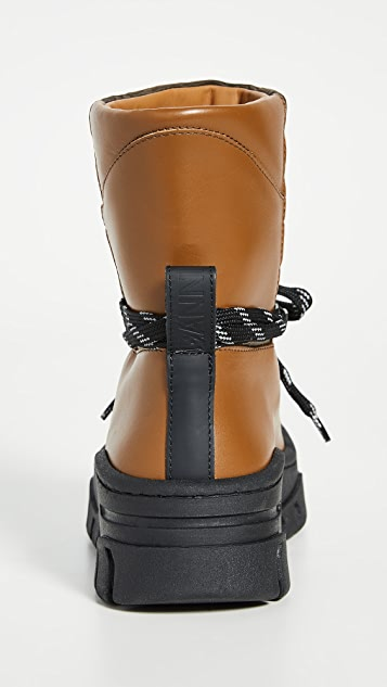 GANNI 机车靴