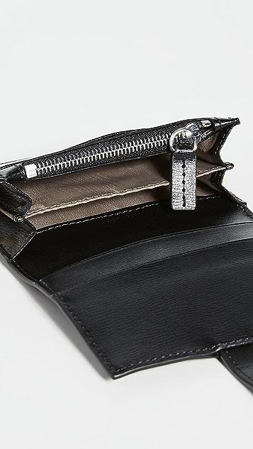 GANNI Snap Wallet