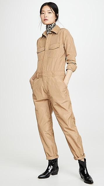 GANNI 再生聚酯纤维连身衣