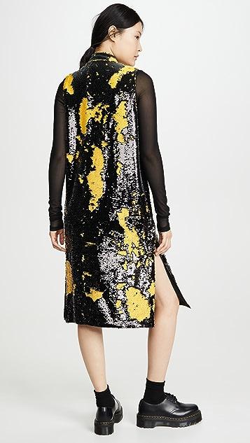 GANNI Sequin Dress