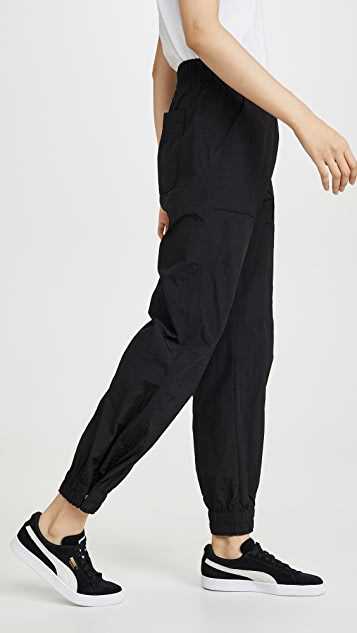 GANNI Tech Pants