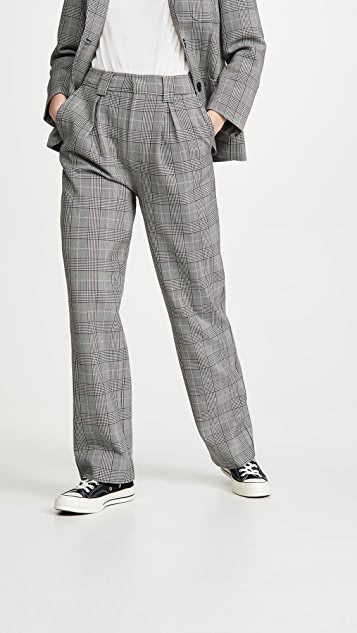 GANNI Suiting Trousers