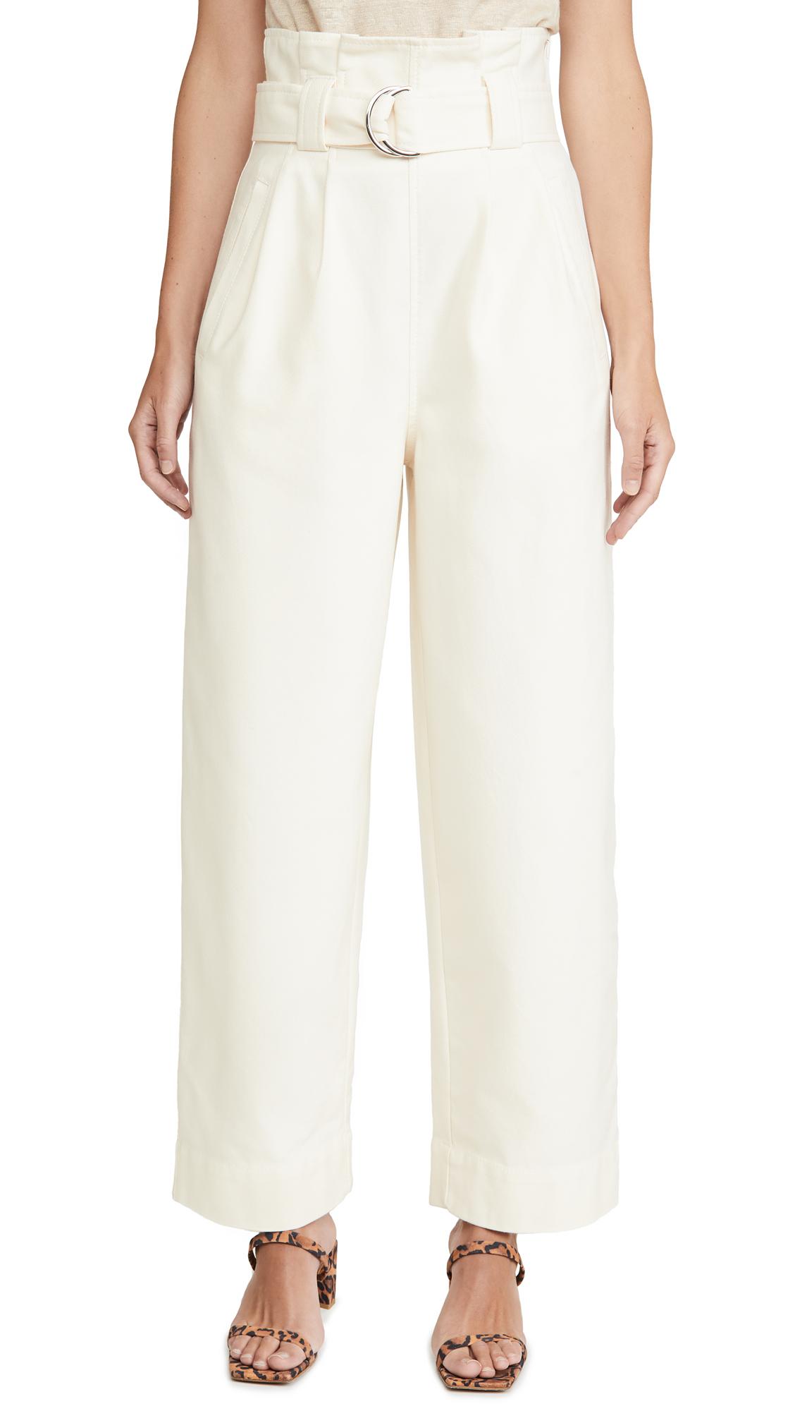 GANNI Chino Trousers