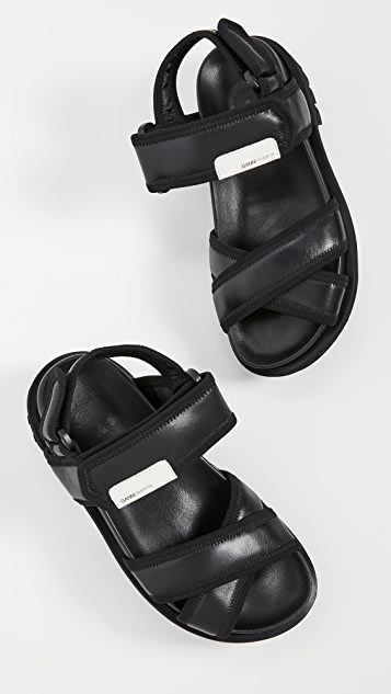 GANNI Hiking Sandals